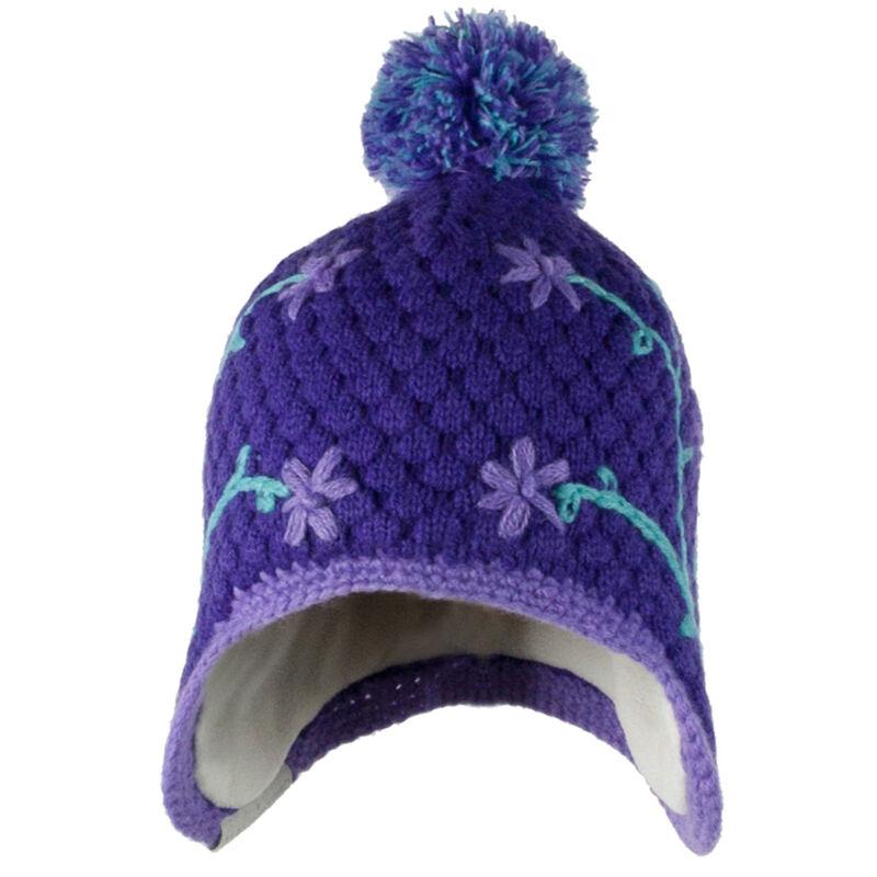 Obermeyer Flower Pop Hat Toddler Girls image number 0
