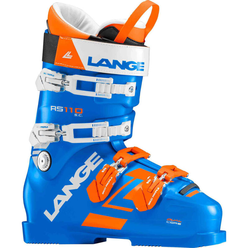 Lange RS 110 Ski Boots -Men's 17/18 image number 0