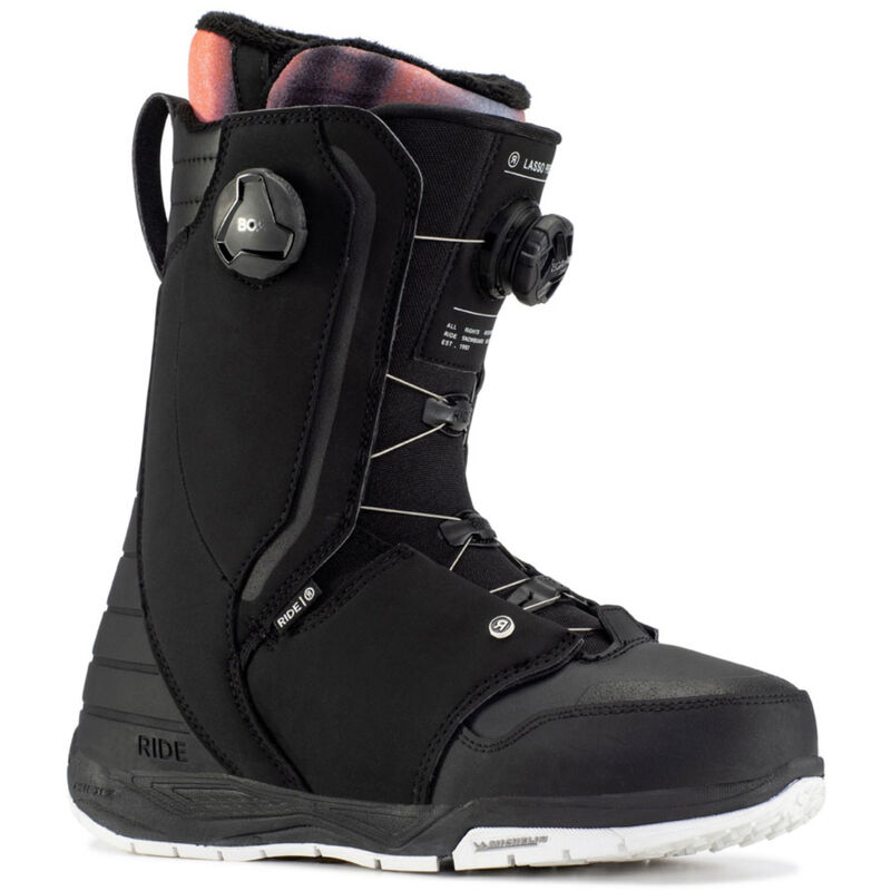 Ride Lasso Pro Wide Snowboard Boots - Mens 20/21 image number 0