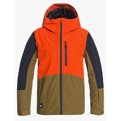 Quiksilver Ambition Snow Jacket - Boys 20/21