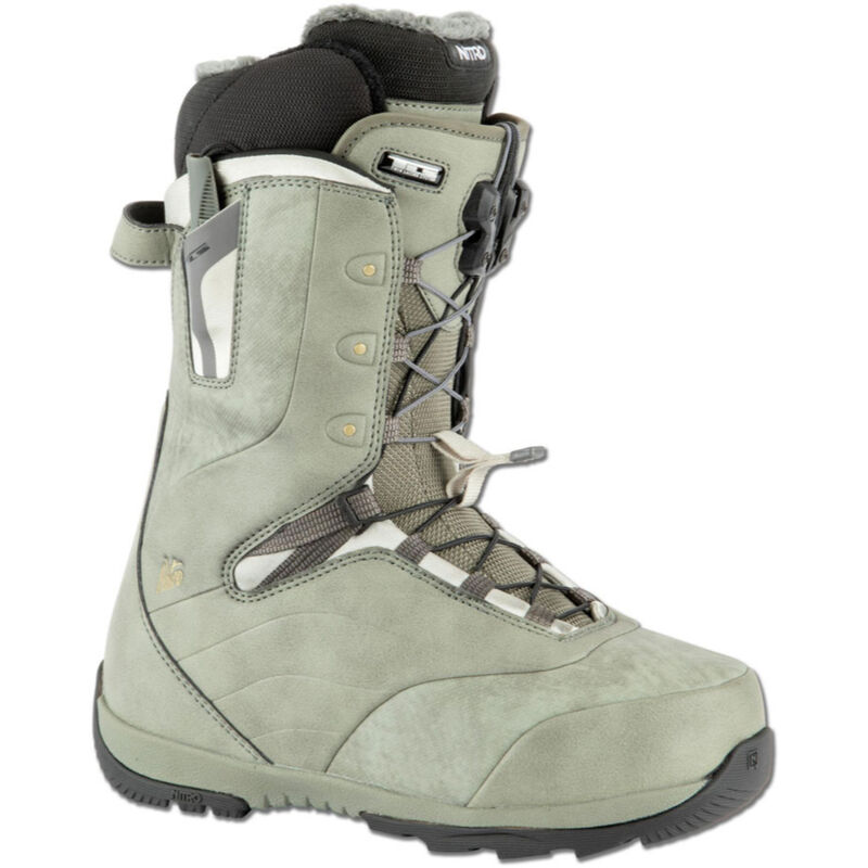 Nitro Crown TLS Snowboard Boots - Womens 20/21 image number 0