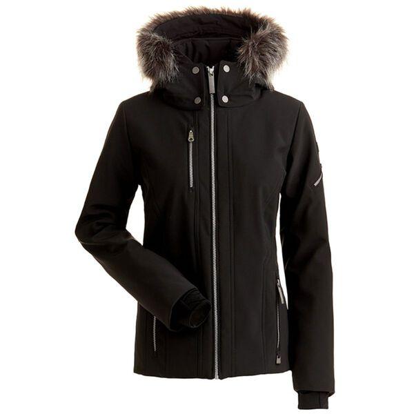 Nils Olivia Faux Fur Jacket Womens