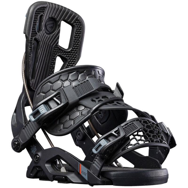 Flow Fuse Hybrid Snowboard Bindings Mens image number 0