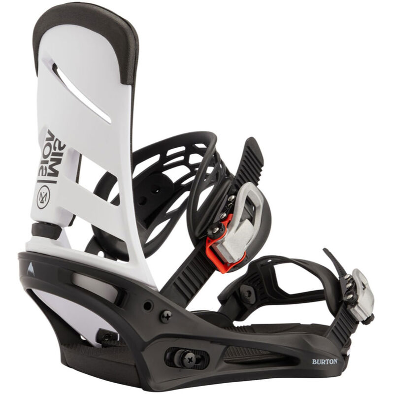 Burton Misson Re:Flex Snowboard Bindings - Mens 20/21 image number 0