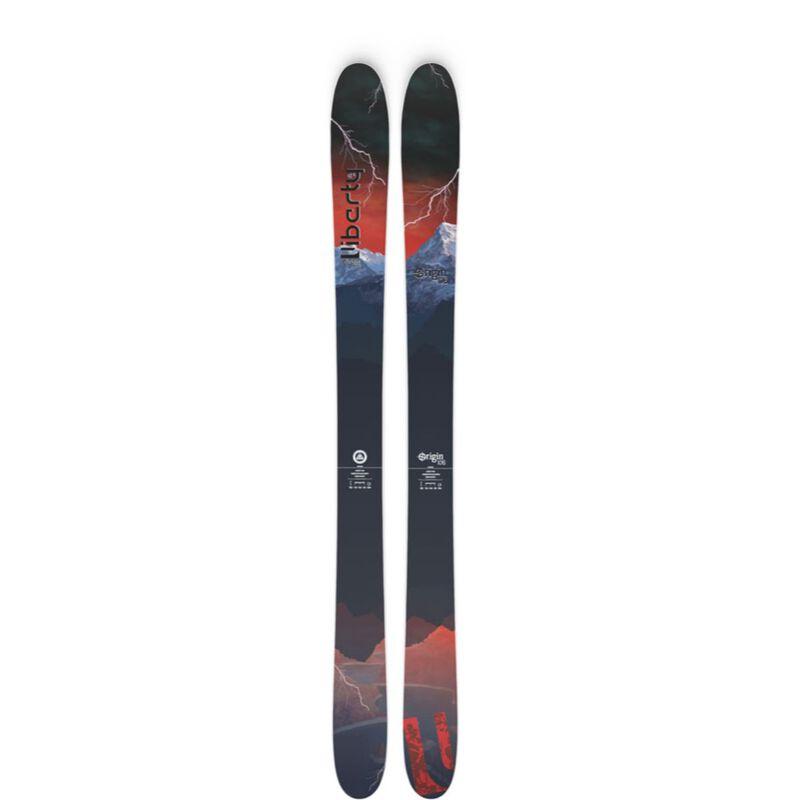 Liberty Origin 106 Skis Mens image number 0