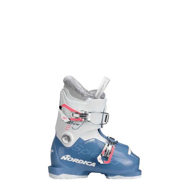 Nordica Speedmachine J 2 Ski Boots Girls image number 0