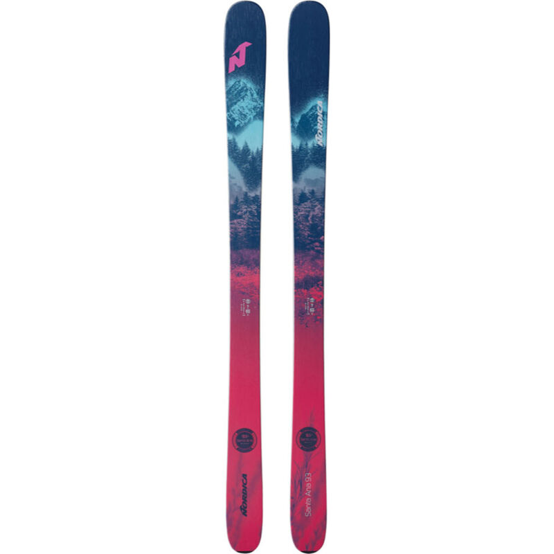 Nordica Santa Ana 93 Skis - Womens 20/21 image number 0