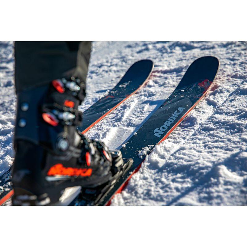 Nordica Enforcer 94 Skis Mens image number 2