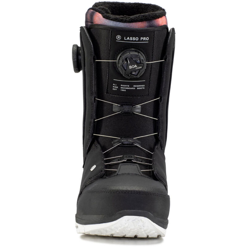 Ride Lasso Pro Wide Snowboard Boots - Mens 20/21 image number 2