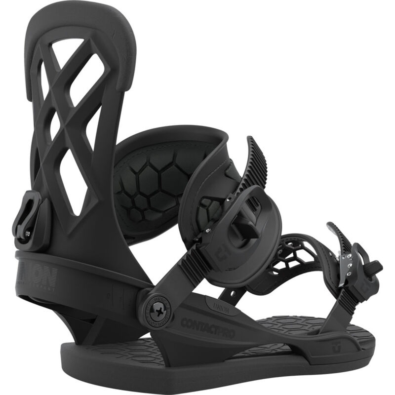 Union Contact Pro Snowboard Bindings Mens image number 0