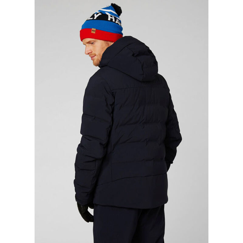 Helly Hansen Rivaridge Puffy Jacket Mens image number 3