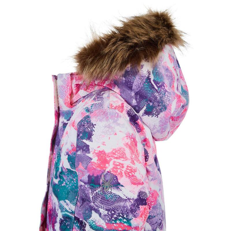 Spyder Lola Jacket Toddler Girls image number 2