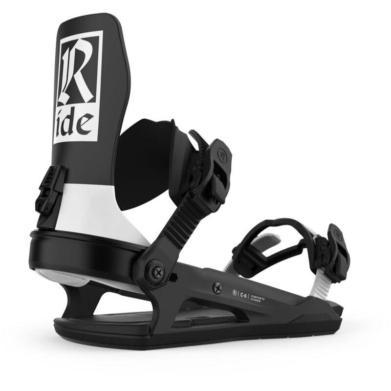 Ride C-6 Snowboard Bindings Mens image number 0