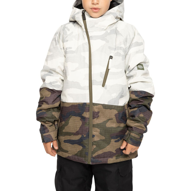 686 Hydra Insulated Jacket Boys image number 0