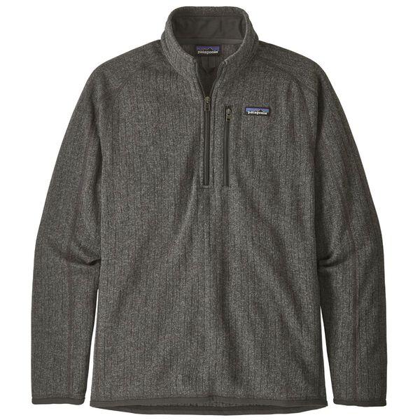 Patagonia Better Sweater Rib Knit 1/4-Zip Fleece Mens