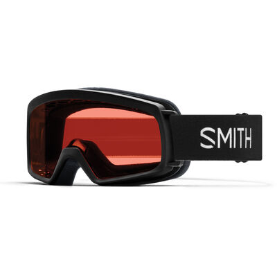 Smith Rascal RC36 Black Goggle - Juniors 20/21