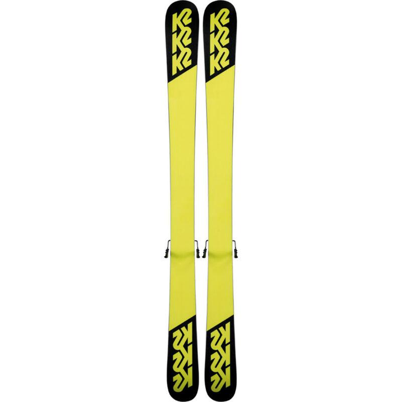 K2 Poacher FDT 7.0 System Skis Kids image number 1