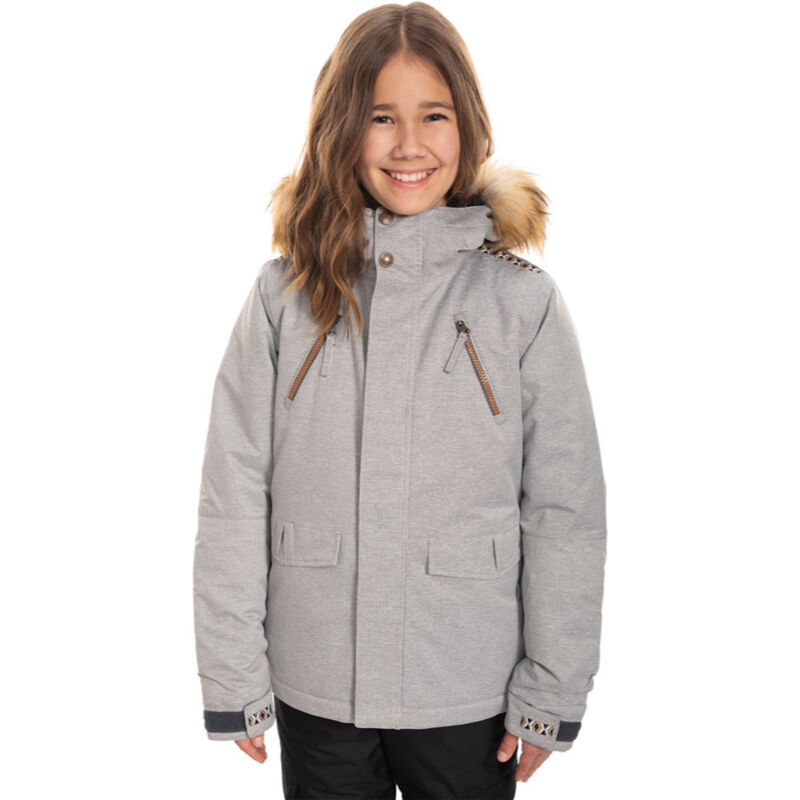 686 Ceremony Insulated Jacket - Girls - 19/20 image number 0