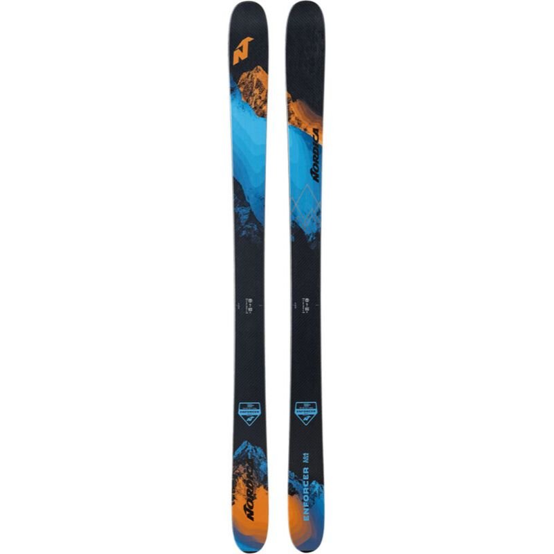 Nordica Enforcer 104 Free Skis - Mens 20/21 image number 0