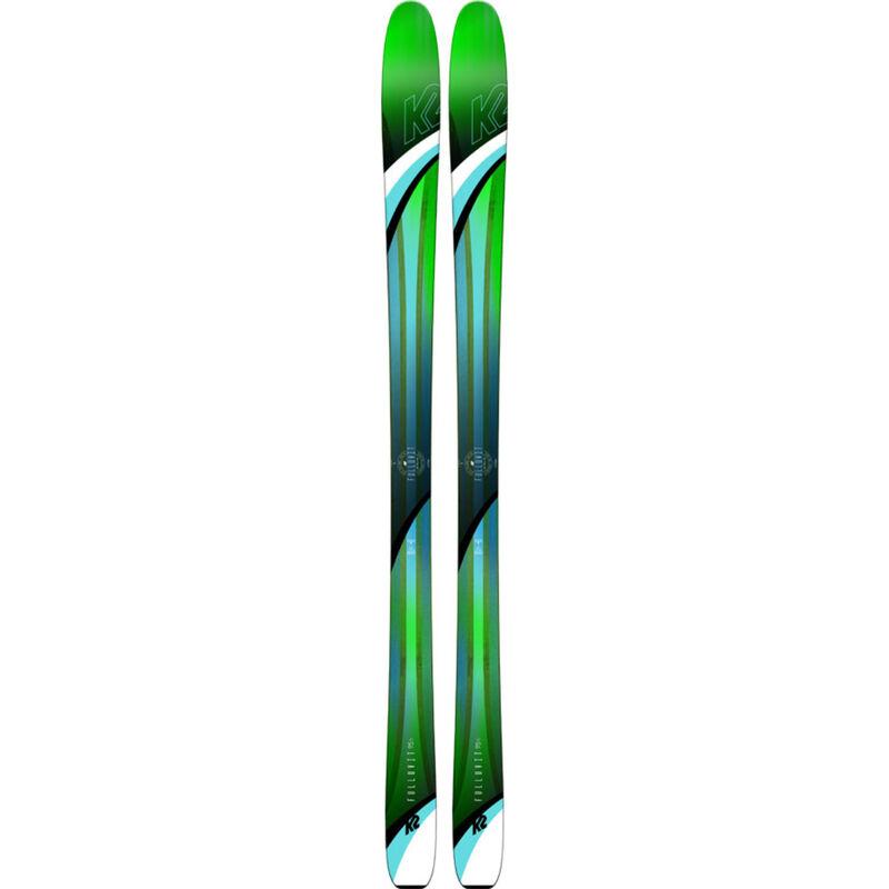 K2 Fulluvit 95 TI Skis - Womens -18/19 image number 0