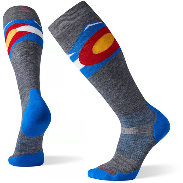 Smartwool Snow Targeted Cushion Colorado Over The Calf Socks