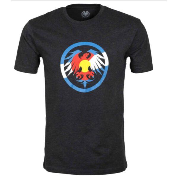 Never Summer Eagle Colorado T-shirt Short Sleeve - Mens