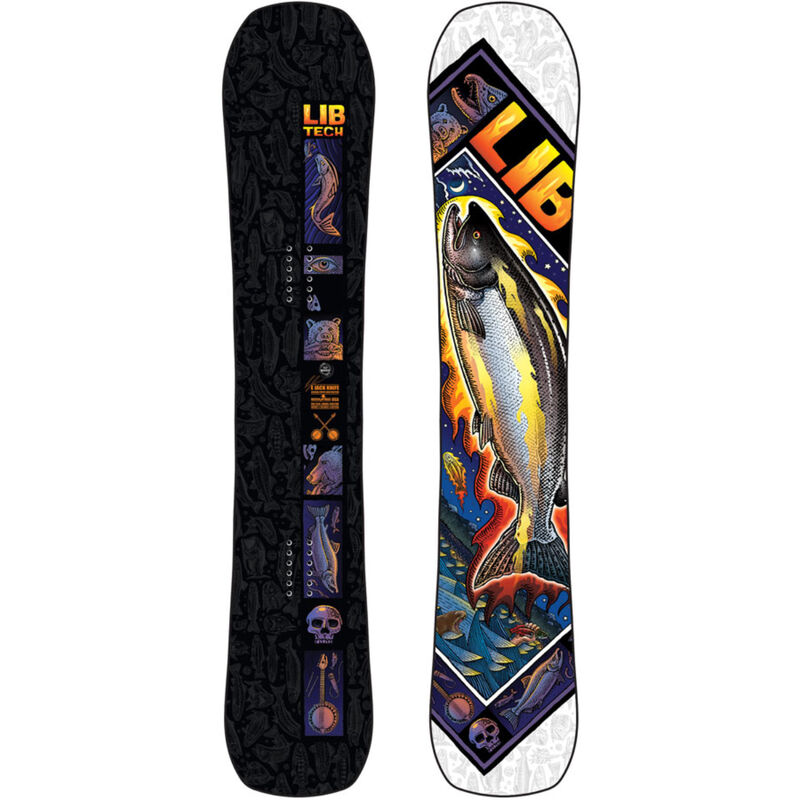 Lib Tech EJack Knife Wide Snowboard - Mens 20/21 image number 0