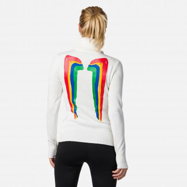 Rossignol Ski Fly Half Zip Sweater