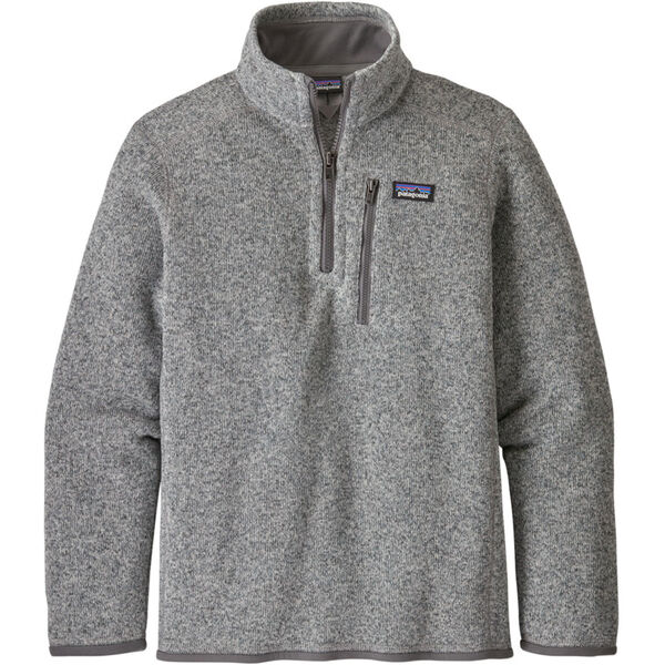 Patagonia Better Sweater 1/4 Zip Fleece Boys