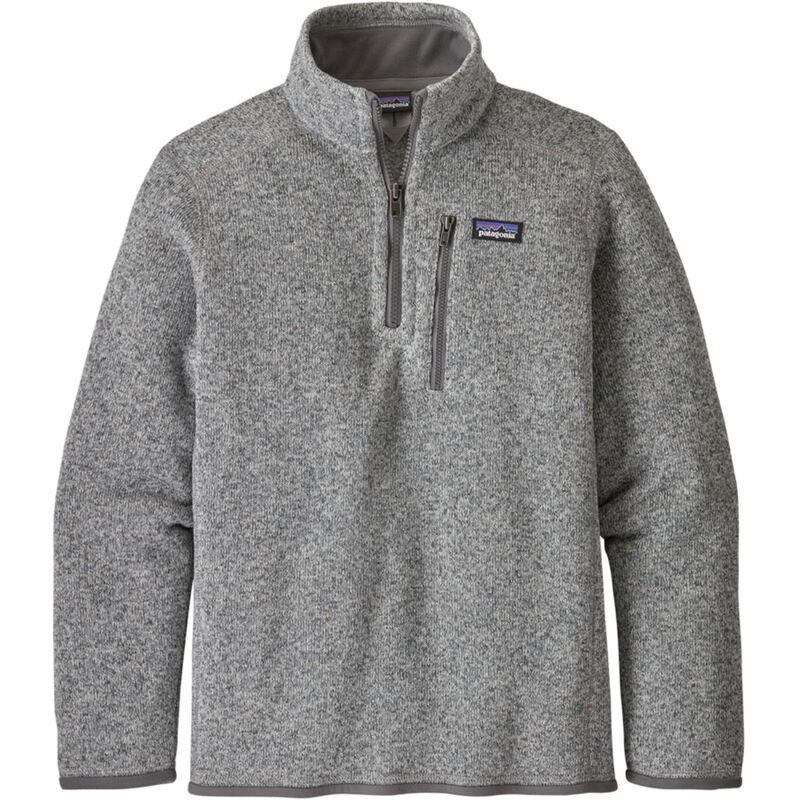 Patagonia Better Sweater 1/4 Zip Fleece Boys image number 0