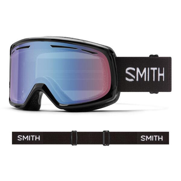 Smith Drift Blue Sensor Mirror Goggle Womens
