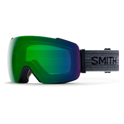 Smith I/O MAG Goggles - ChromaPop Everyday Green Mirror Lens
