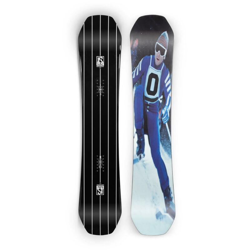 Ride Benchwarmer Snowboard Wide image number 0