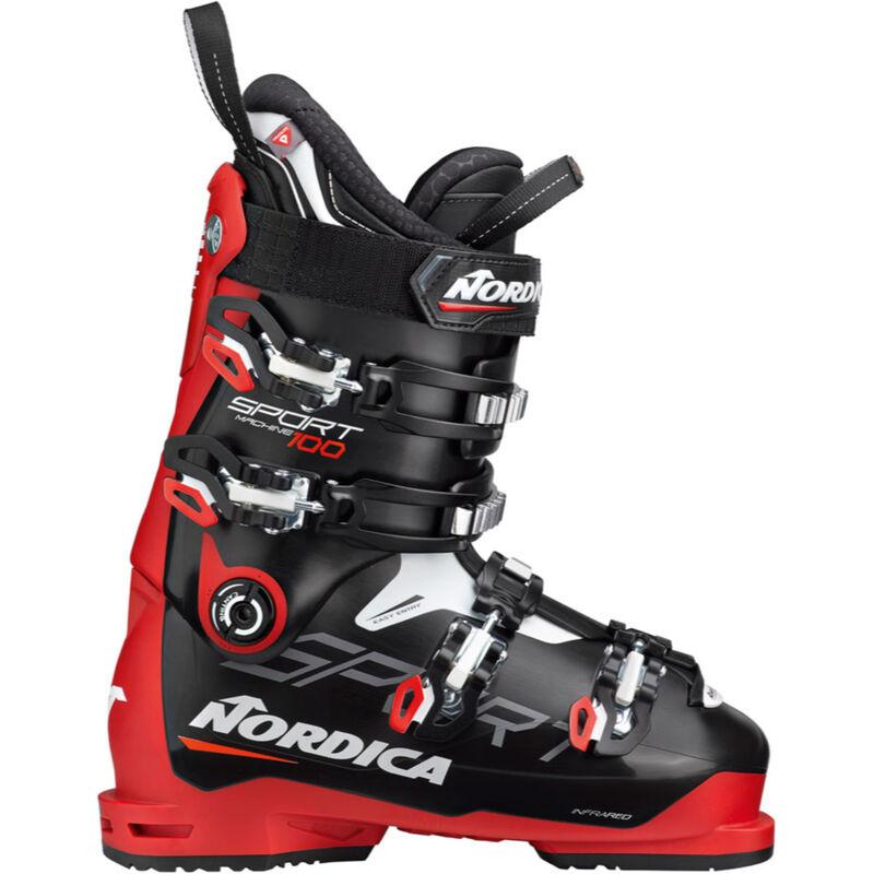 Nordica Sport Machine 100 Ski Boots - Mens image number 0
