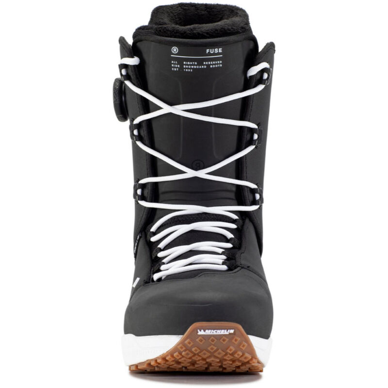 Ride Fuse Snowboard Boots - Mens 20/21 image number 2