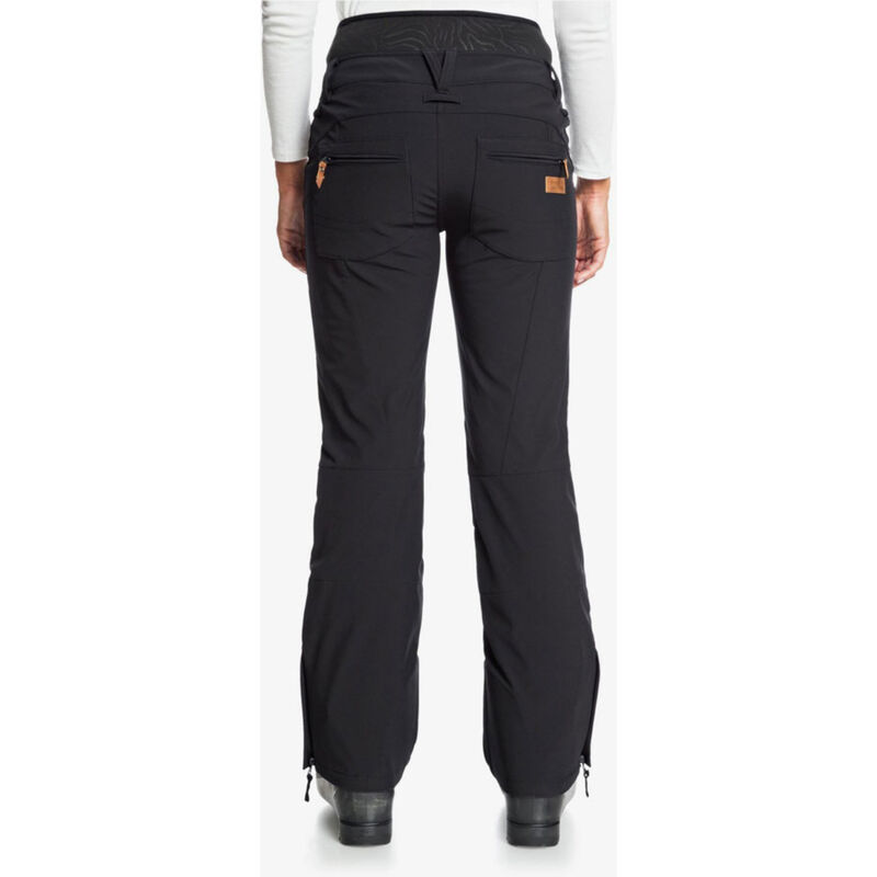 Roxy Rising High Short Shell Snow Pants Womens image number 1