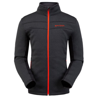 Spyder Encore FZ Fleece Jacket - Mens