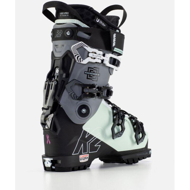 K2 Mindbender 90 Alliance Ski Boots Womens image number 1