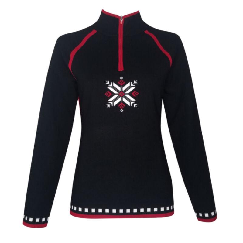 Krimson Klover Blazing Star Pullover Womens image number 0