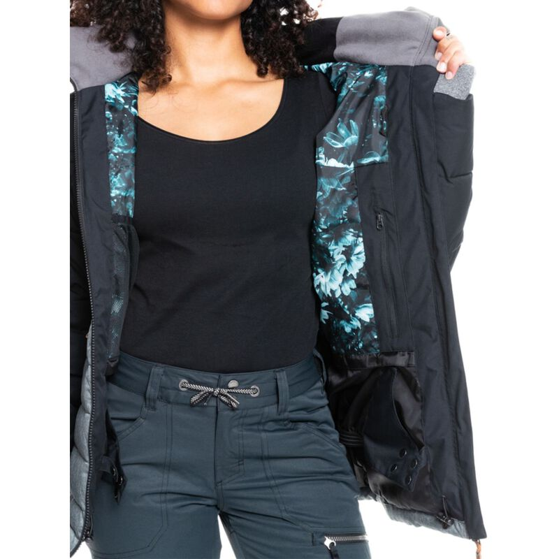 Roxy Quinn Snow Jacket Womens image number 2