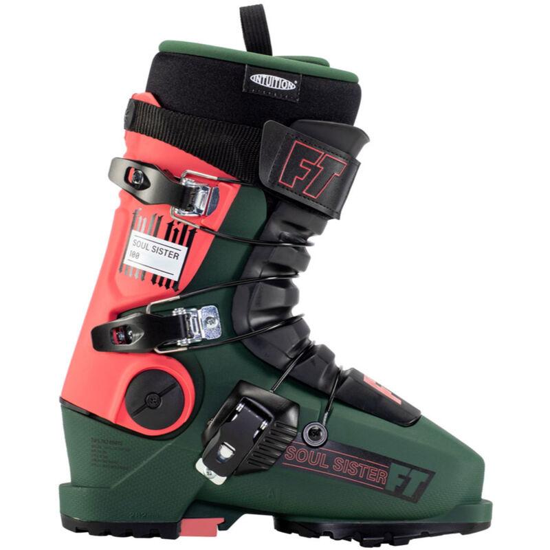 Full Tilt Soul Sister 100 Ski Boots Womens image number 0