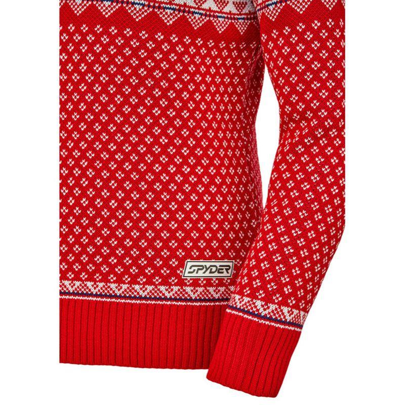 Spyder Arc Half Zip Sweater Womens image number 3