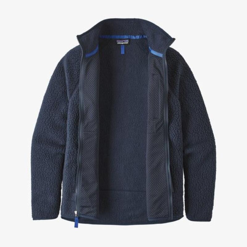 Patagonia Retro Pile Fleece Jacket Mens image number 1
