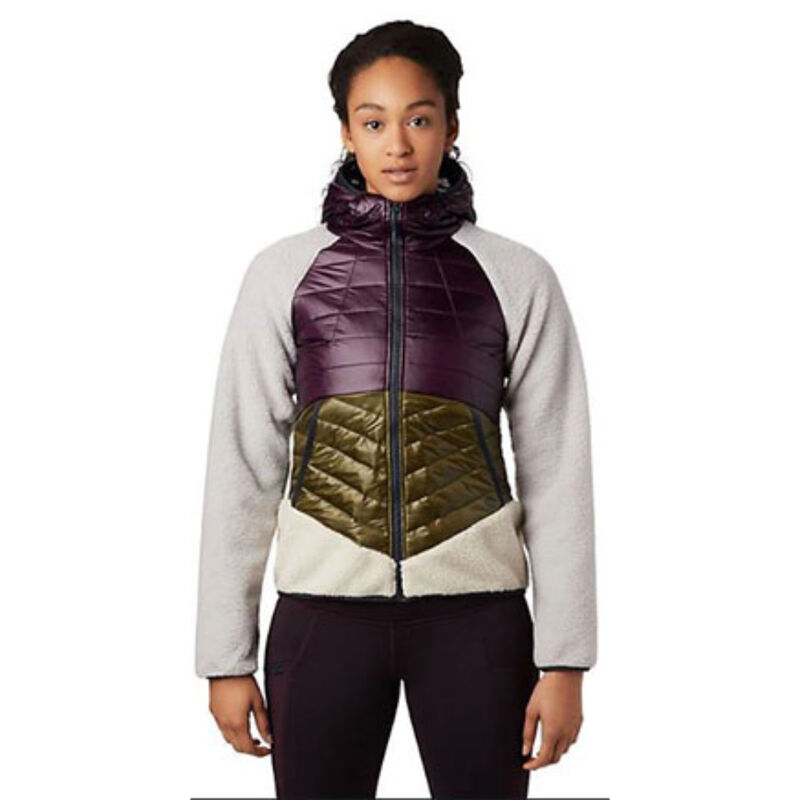 Mountain Hardwear Altius Hybrid Hoody Womens image number 0