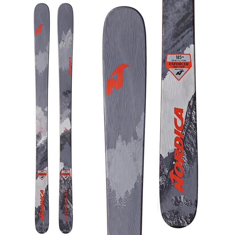 Nordica Enforcer 93 Skis Mens image number 0