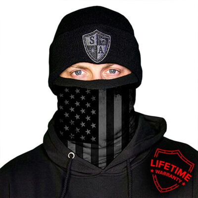 SA Company Frost Tech Fleece Lined Face Shield - 20/21