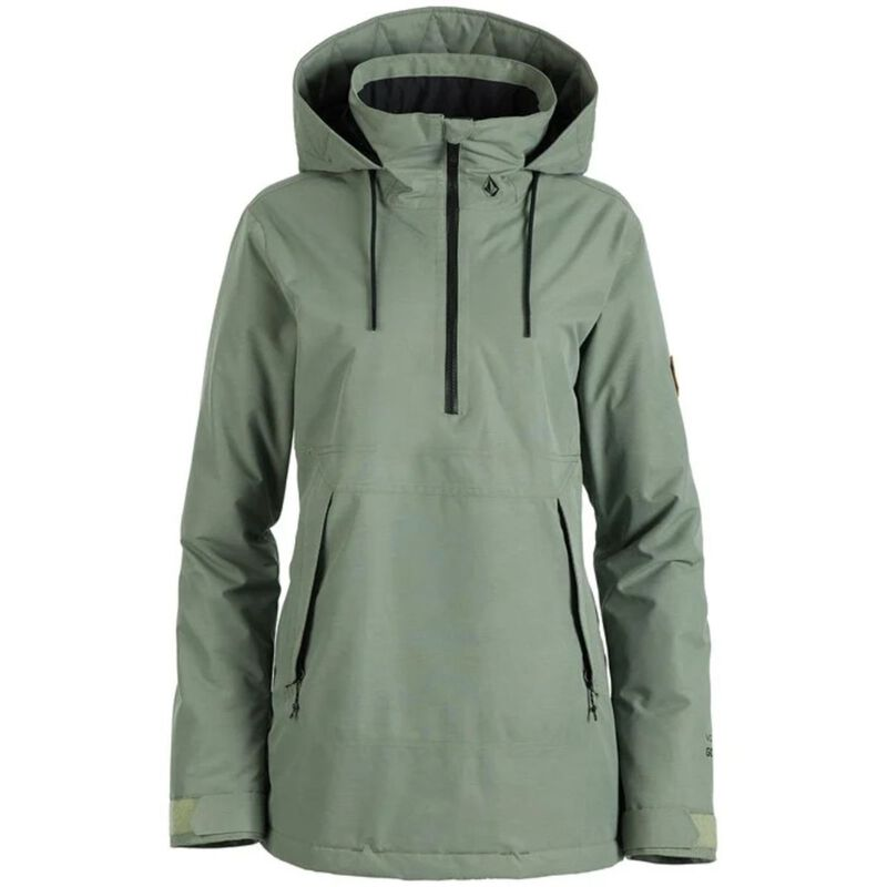 Volcom Fern Insulated Gore-Tex Pullover Jacket image number 0