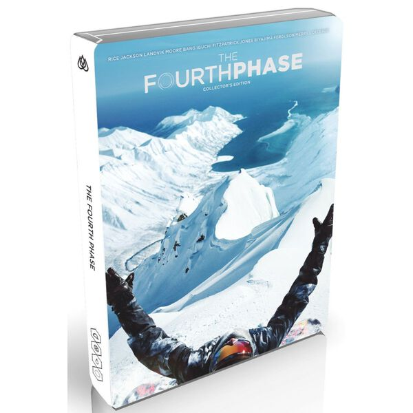The Fourth Phase Blu-Ray/DVD