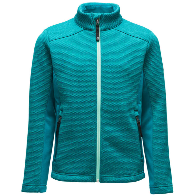 Spyder Encore Full Zip Jacket - Girls image number 0