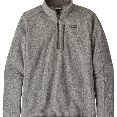 Patagonia Better Sweater 1/4 Zip Fleece - Mens 20/21